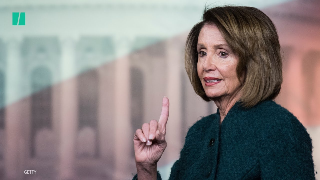 Nancy Pelosi Asks Trump To Push State Of The Union Address