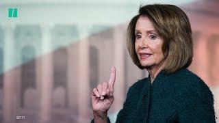 Nancy Pelosi Asks Trump To Push State Of The Union Address