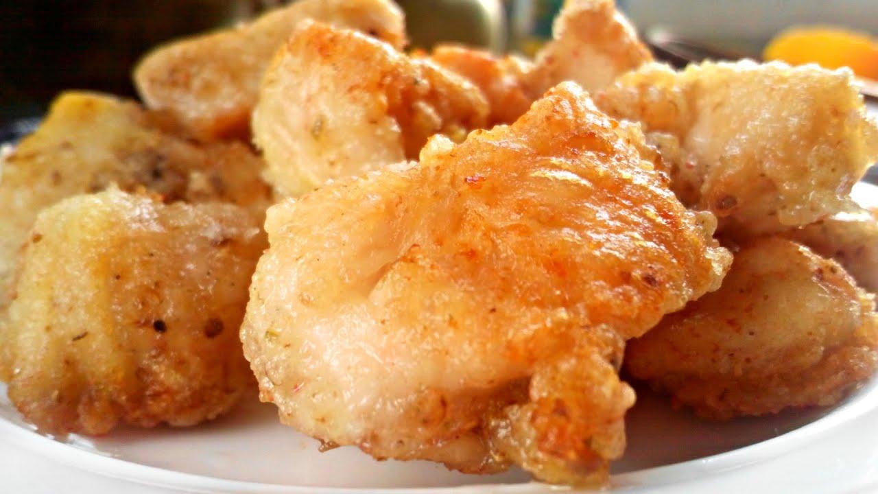 Как приготовить курицу в кляре на сковороде