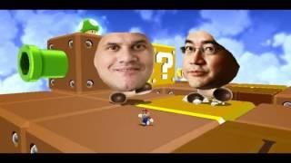 Superballin' Galaxy (Quad City DJs vs Super Mario Galaxy 2)