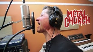 "METAL CHURCH / Behind the Scenes / Part 1 / ""The Return of Mike Howe"""