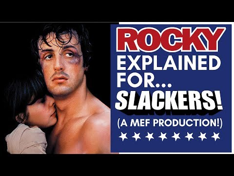 Rocky Explained For Slackers!