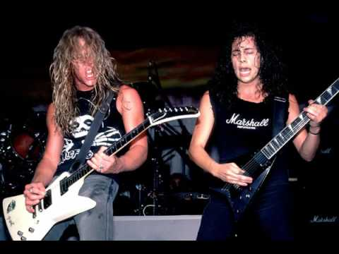 Metallica - Fight Fire With Fire - Tuned Down To C (Instrumental Version)
