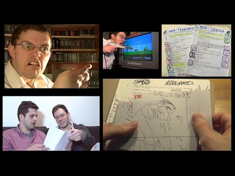AVGN Script Collection PART 3 (of 3) for charity
