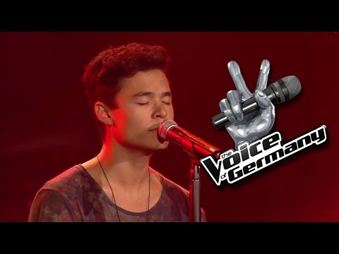 Der Weg - Johannes Holzinger | The Voice | Blind Audition 2014