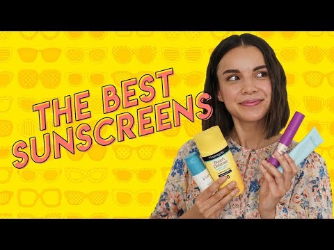 The Best Sunscreens for Spring + Summer | Ingrid Nilsen
