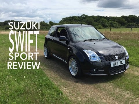 Owning A Suzuki Swift Sport, Modified Car Review