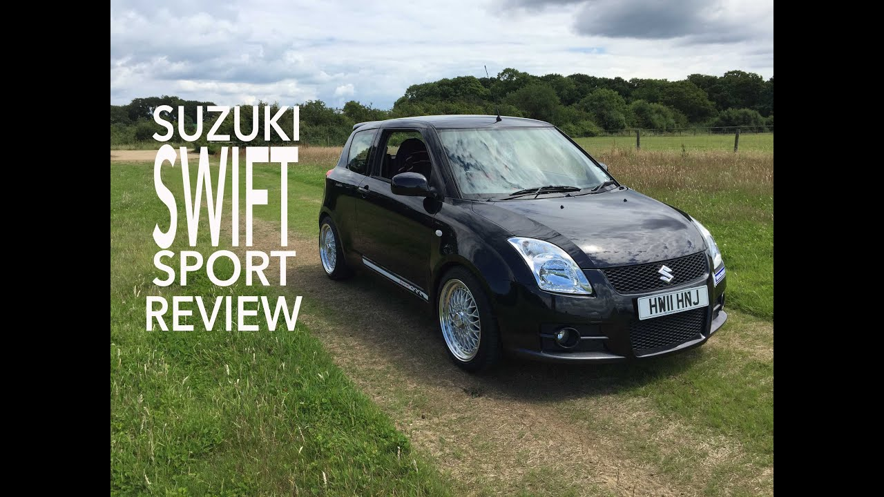 Owning A Suzuki Swift Sport, Modified Car Review - YouTube