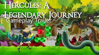 Hercules: A Legendary Journey Gameplay Trailer - Android/iOS