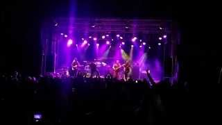 Iron Maiden Tribute - Back in the Fields Rock Festival - 2014 - 2 minutes to midnight