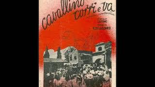 Di Lazzaro - Cavallino corri e va - Ugo Benelli, live 1983
