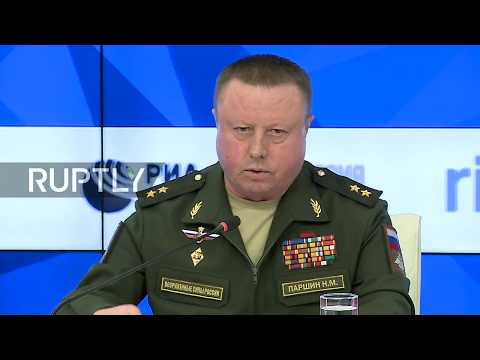 Live: Russian MoD reveals new findings in MH-17 investigation