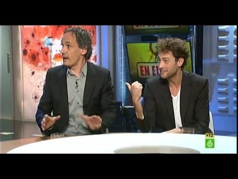 En el aire  Buenafuente entrevista a Francesc Garrido y Peter Vives