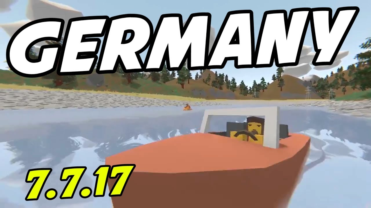 Unturned GERMANY MAP Trailer Released All Locations Revealed - Berlin map unturned