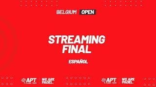APT Padel Tour - Belgium Open 2021 - Spanish commentary
