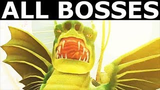 Rock Of Ages 1 & 2 - All Bosses, All Boss Battles Gameplay (No Commentary)