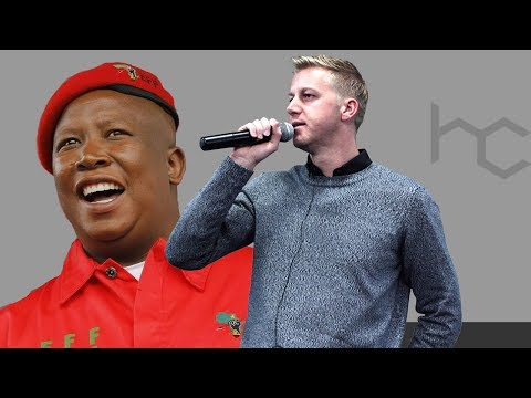 Gareth Cliff Q&A: What was it like talking to Julius Malema? Heavy Chef