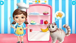 Sweet Baby Girl Cat Shelter | Cute Kitten Games | Games for Girls | Girls Videos
