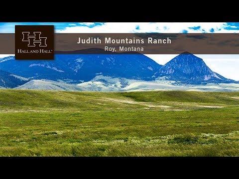 Judith Mountains Ranch - Roy, Montana