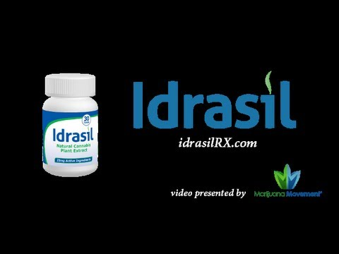 Idrasil - The Marijuana Pill - Presented by Marijuana Movement