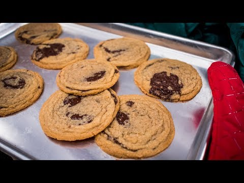 My Best Chocolate Chip Cookies - Crispy & Chewy | Pai's Kitchen