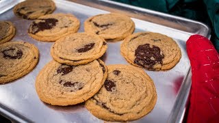 My Best Chocolate Chip Cookies - Crispy & Chewy | Pai
