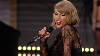 Taylor Swift - Style - The Victoria Secret Fashion Show 2014