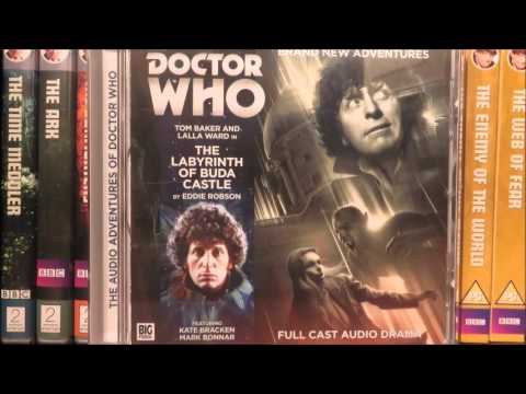 Doctor Who Labyrinth Of Buda Castle Review