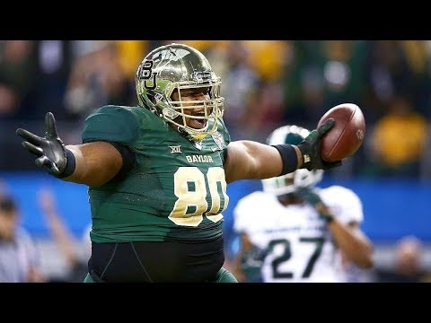 Best 'Big Guy' Moments in NCAA History