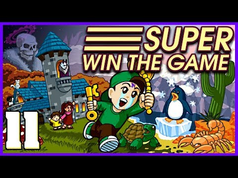WRAPPING UP | Episode 11 | Let's Play - Super Win the Game