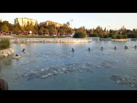 Парк в городе Чорлу Турция