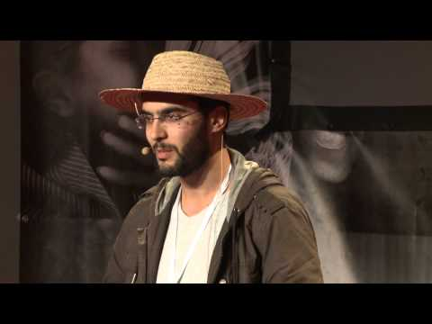 Dare to be free: Gahaf Tounsi at TEDxIHECCarthage