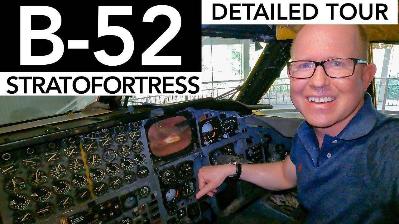 Download Detailed tour through a B-52 Stratofortress!!