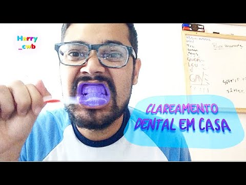 Como Clarear Os Dentes Em Casa Com Bicarbonato E Violeta Genciana