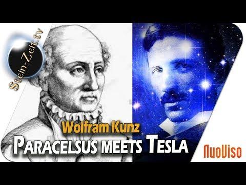Dr. Tesla meets Dr. Paracelsus Alchemie - historische Vorlage für Energiemedizin