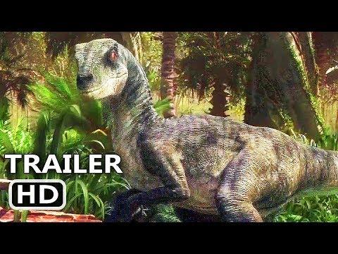 JURASSIC WORLD CAMP CRETACEOUS Official Trailer (2019) Spielberg, Netflix HD