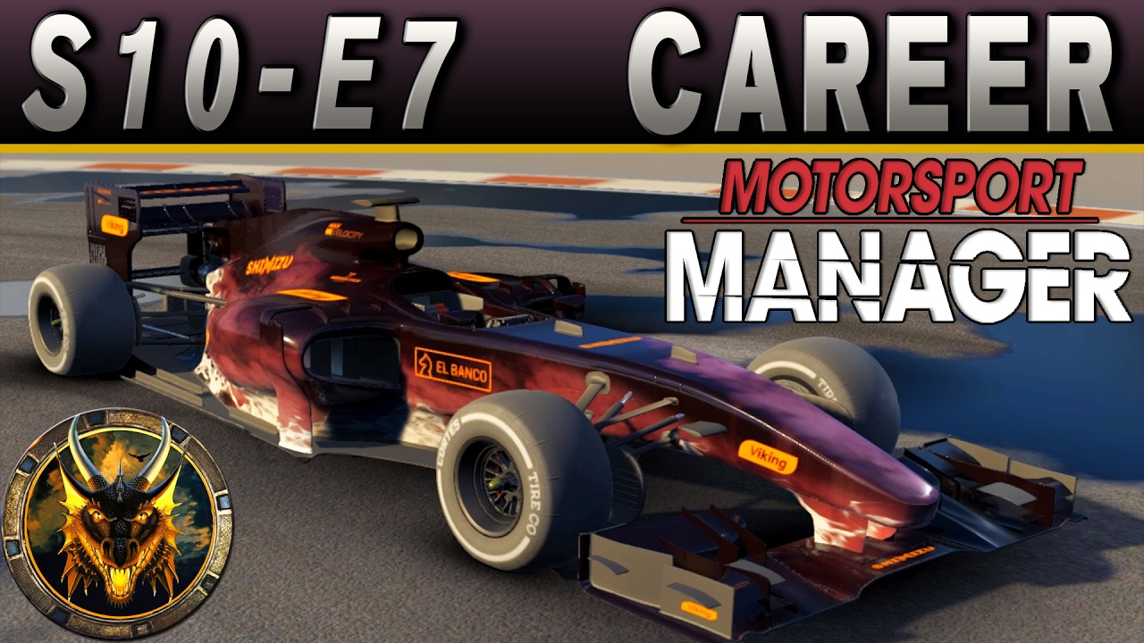 motorsport manager pc career mode s10e7 a battle between the best youtube. Black Bedroom Furniture Sets. Home Design Ideas