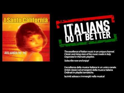 I Santo California - Un Angelo