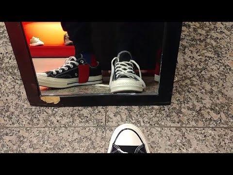 Converse 1970s on feet - đôi giày huyền thoại của những huyền thoại