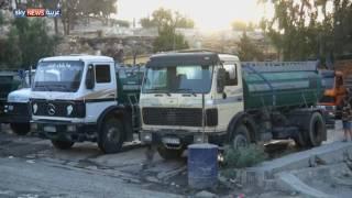الأردن ثاني أفقر دولة بحصة الفرد المائية