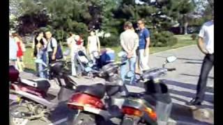 Сбор мото байкеров юга украины в херсоне 9 мая 2007г
