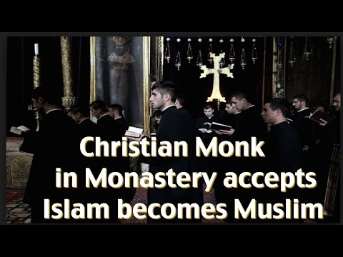 WOMEN, ALCOHOL, PARTYING, TO THE CATHOLIC MONASTERY TO ISLAM