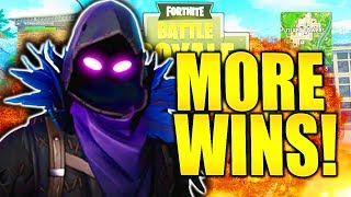 HOW TO GET MORE SQUAD WINS IN FORTNITE TIPS AND TRICKS! HOW TO IMPROVE AT FORTNITE BATTLE ROYALE!