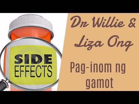 Mag-Ingat sa Gamot: Sa Sipon, Hika, Kirot at Lagnat - ni Doc Willie Ong #411