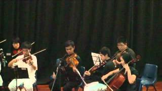 Bina Bangsa School Bandung Ensemble - Concerto In D major RV 121 Vivaldi