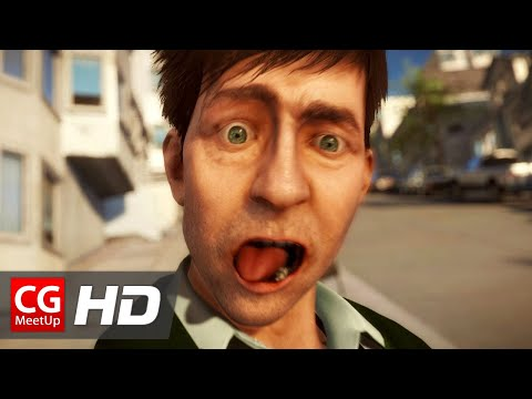 "CGI Animated Short Film HD ""The Butterfly Effect "" by Unity Technologies 