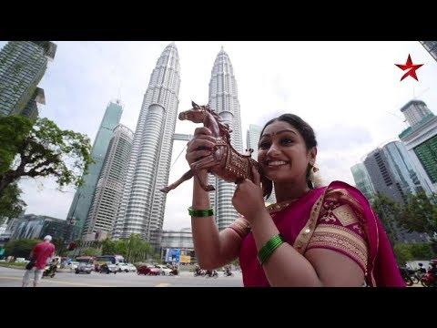 Avani-Akshay travel to Malaysia .. #KathaloRajakumari Mon-Sat at 9 PM