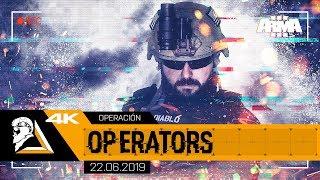 OPERACIÓN OPERATORS ZARGABAD - ARMA3 MARSOC RAIDERS - SQUAD ALPHA - DIABLO HELMETCAM