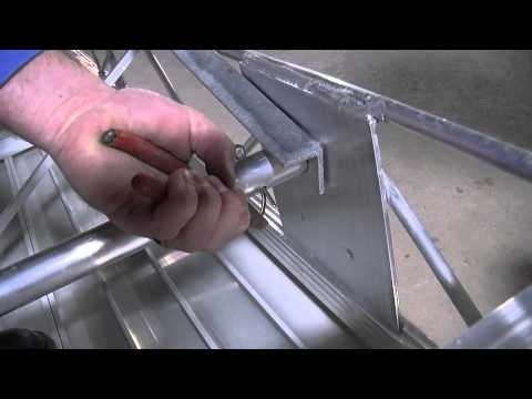 Hewitt Roll A Dock Assembly