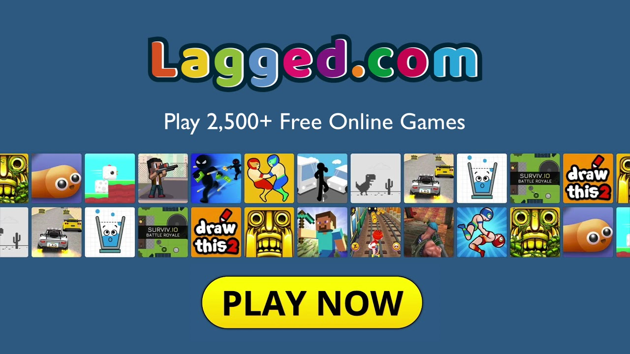 Lagged Com 2 500 Free Online Games Youtube